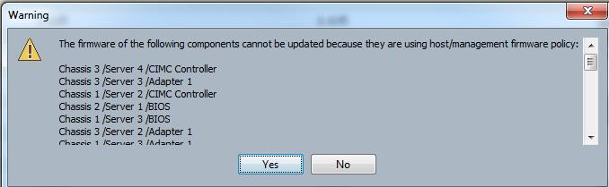 firmware Update error