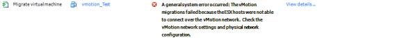 vmotion error_task